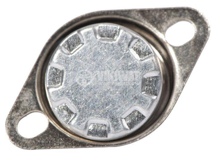 Термостат, биметален, KSD-333R, 140°C, NC, 16A/250VAC - 2