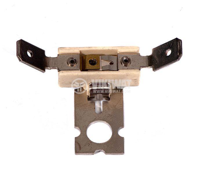 Термостат, биметален, KSD-302A, 155°C, NC, 10A/250VAC - 1