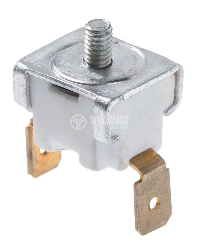 Термозащита биметална - 2