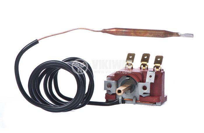 Терморегулатор, капилярен, APATOR METRA, +35 °C +95 °C, NO+NC, 16 A / 250 VAC - 1