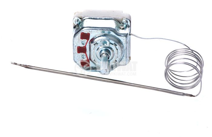 Capillary thermostat,  WY250-653-28TH, from +50 °C to +250 °C, 3NC, 16 A / 250 VAC - 1