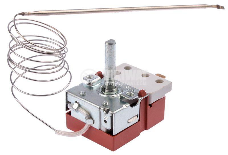 Терморегулатор, капилярен, WY320-653-21Z, от +50°C до +320°C, NC, 16A/250 VAC - 2