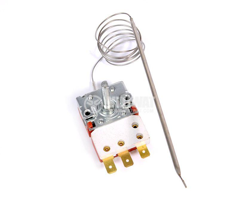 Терморегулатор, капилярен, WY320-653-21Z, от +50°C до +320°C, NC, 16A/250 VAC - 3