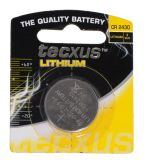 Lithium Button Cell Battery CR2430, 3 V/DC, 240 mAh