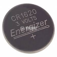 Lithium Button Cell Battery CR1620 3V 79mAh