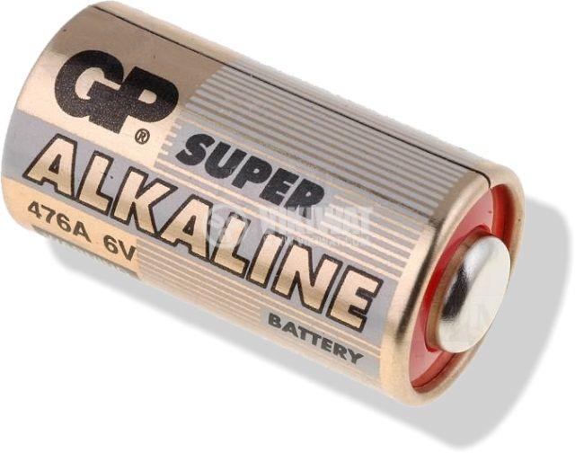 Алкална батерия 4LR44, 6VDC, 105mAh - 2