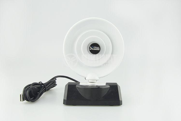 External Wi-Fi antenna 990WN, 150Mbps, 68dBi - 2