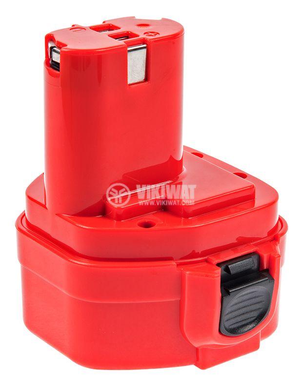 Rechargeable battery 12V, 2000mAh for el. instruments MAKITA - 3