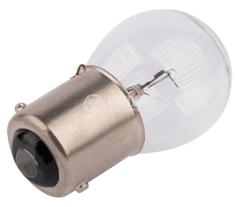 Car lamp 28VDC, 5W, BA15S - 2