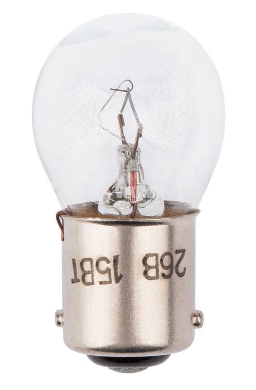 Автомобилна лампа 26VDC, 15W, BA15S - 1