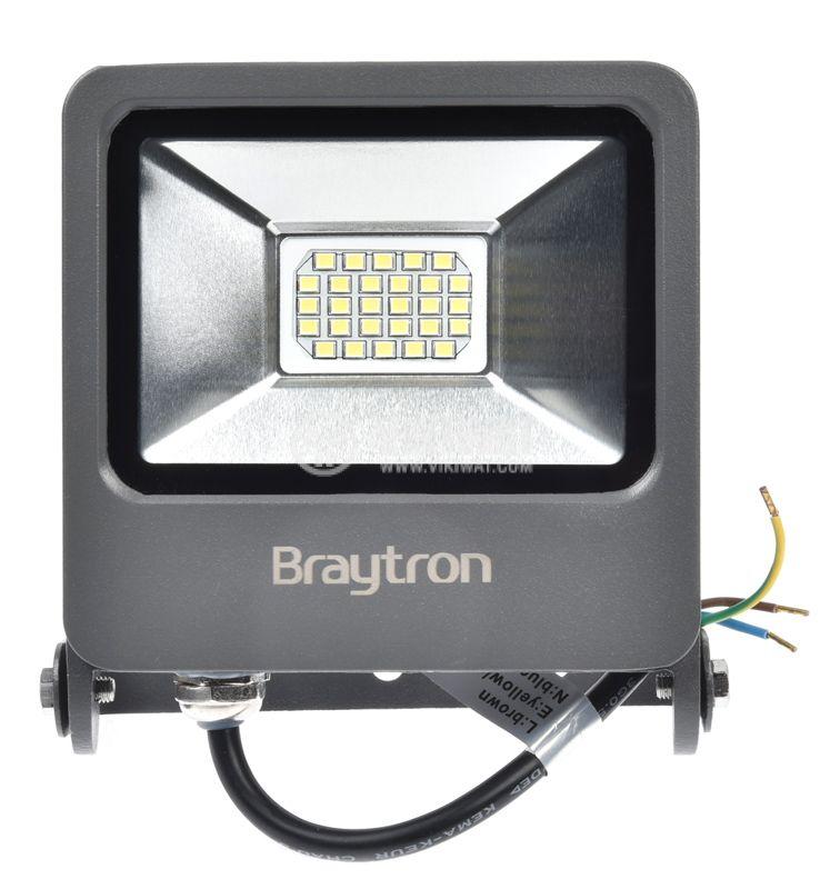LED прожектор студенобял - 2