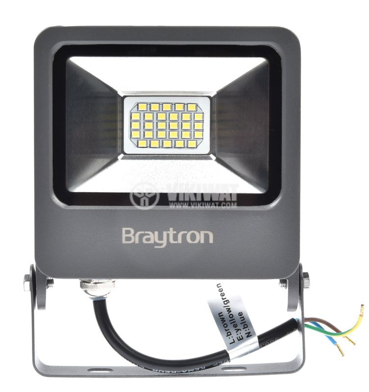 LED прожектор IP65 студенобял - 1