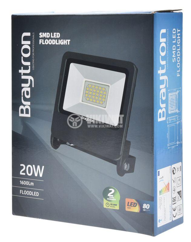 LED прожектор 220VAC, 20W - 10