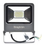 LED floodlight 20W, 220VAC, 1600lm, I6500K, cool white, P65, waterproof, SLIM, BT61-02032