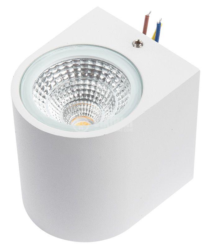 LED garden light RITA, 5W, 220VAC, 450lm, 3000K, IP65, BG40-00100 - 6