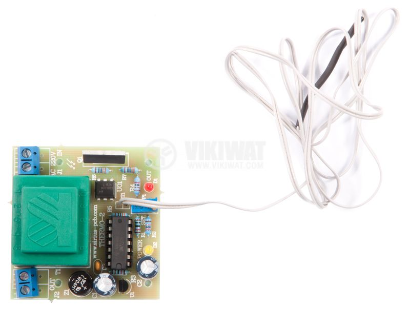 Temperature Controller, THERMO2, 230VAC 300W