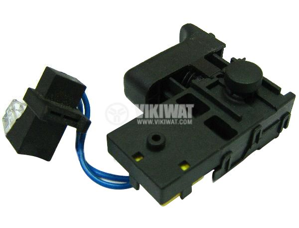 Power hand tools switch with reverse and speed regulator 025D0908-99 6A/250 VAC - 1