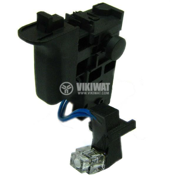 Power hand tools switch with reverse and speed regulator 025D0908-99 6A/250 VAC - 2