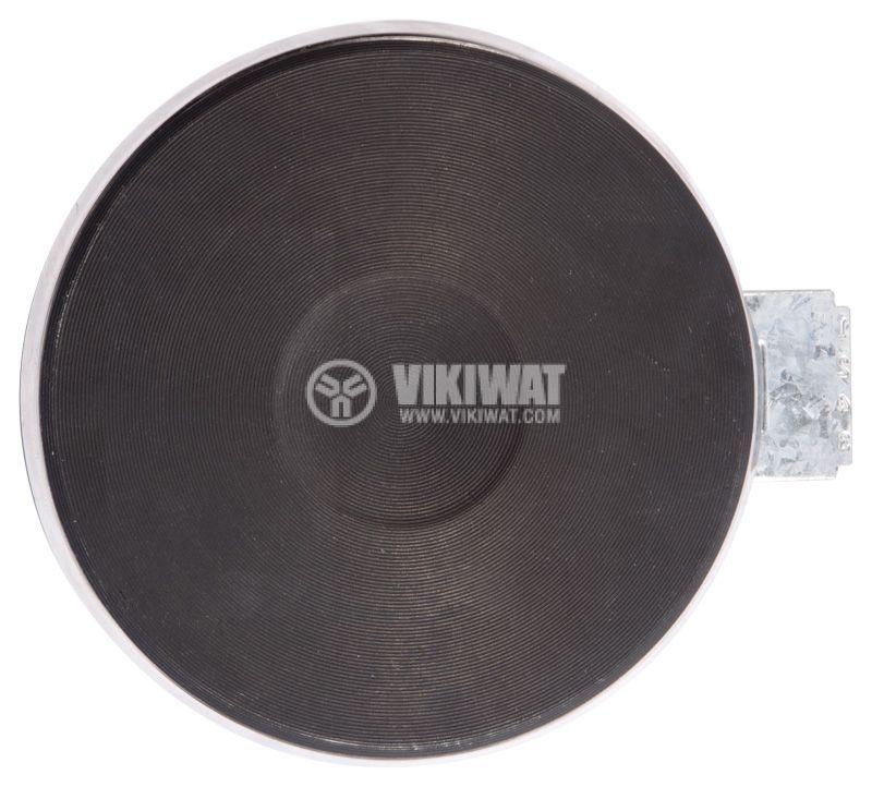 Нагревателна плоча HP-145-4, Ф 145mm, 750W - 1