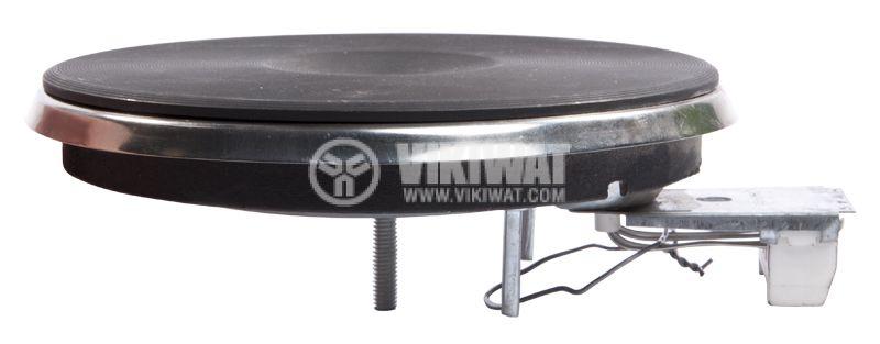 Нагревателна плоча HP-145-4, Ф 145mm, 750W - 2