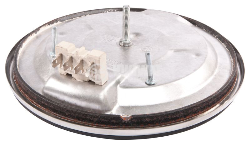 Heating plate HP-180, Ф180, 1500W, 4 autoparts - 3