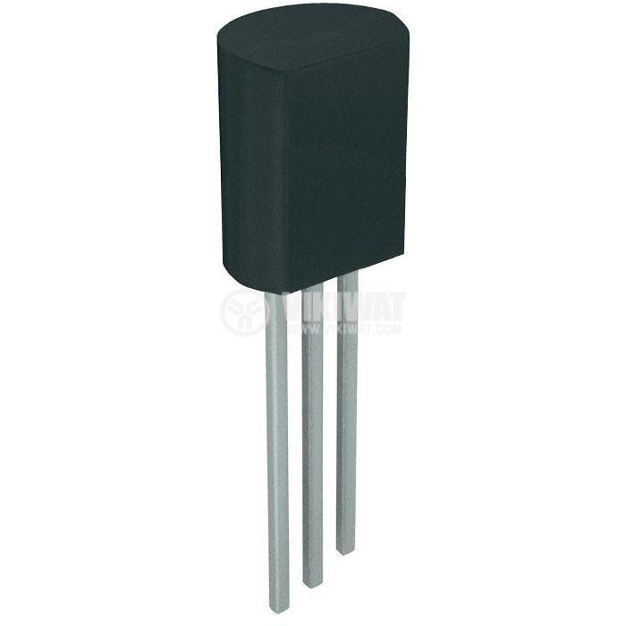 Транзистор 2SC2053, NPN, 40 V, 0.3 A, 0.6 W, 175 MHz, TO92L