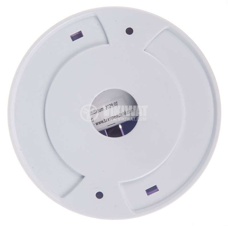 Smoke detector,  Brennenstuhl RM C 9010, with sound alarm, 85 dB, 1290080 - 6