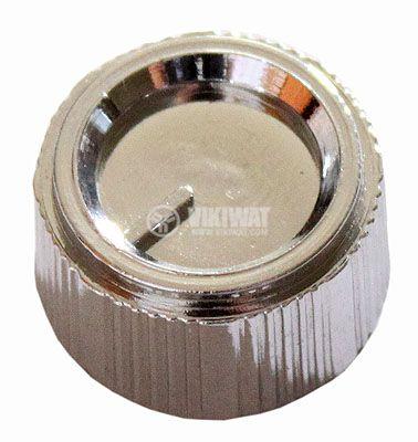 Копче за потенциометър Ф21х13 mm с индикатор