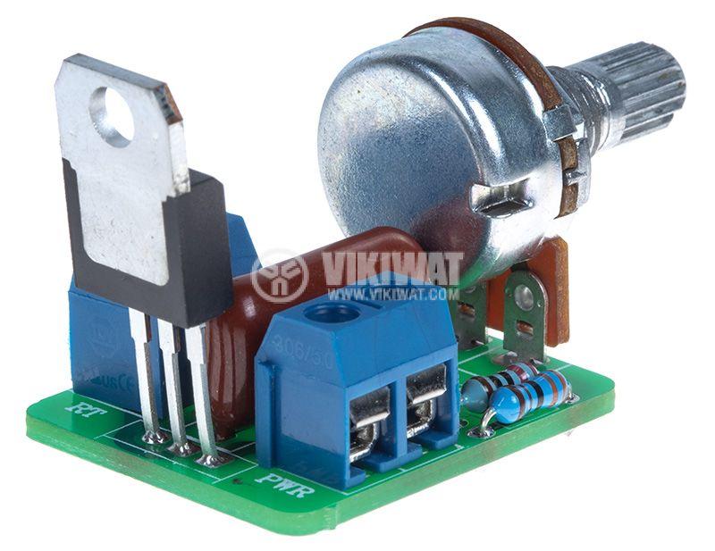 Регулатор на мощност, 12A, 230VAC - 2