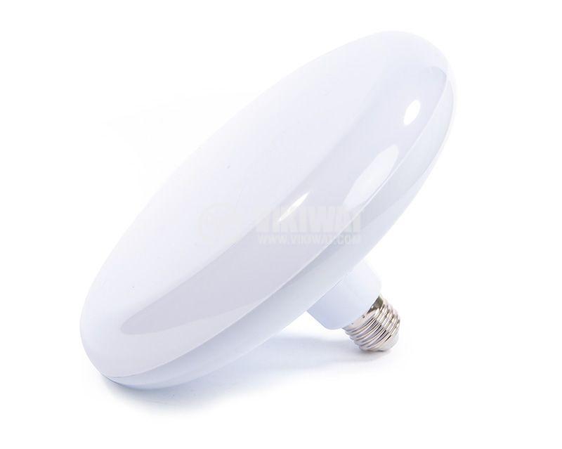 LED лампа, E27, 24W, 1900lm, 6400K, BB01-02423, бяла - 9