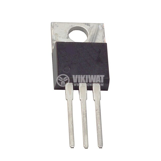 Транзистор 2SC3184, NPN, 900 V, 0.5 A, 30 W, 15 MHz, TO-220AB/SC-46