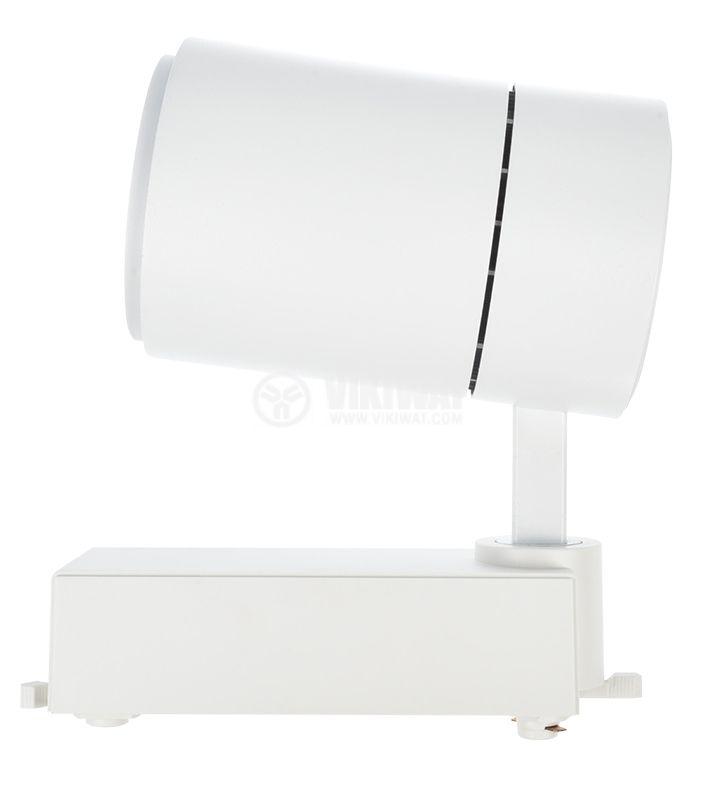LED track light SHOPLINE-C, 30W, 220-240VAC, 3000K, white color body,  BD30-01300 - 7