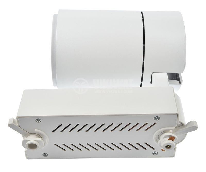 LED track light SHOPLINE-C, 30W, 220-240VAC, 3000K, white color body,  BD30-01300 - 8