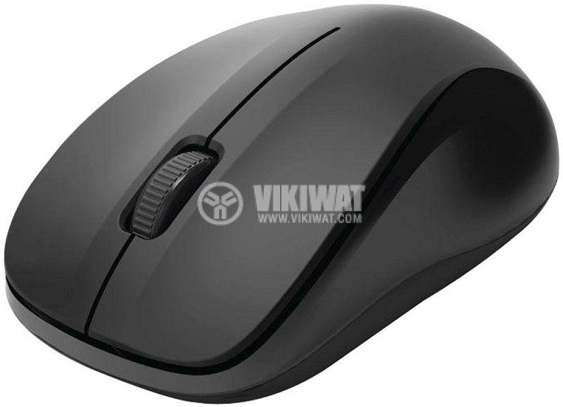 Безжична мишка HAMA MW-300, черна - 1