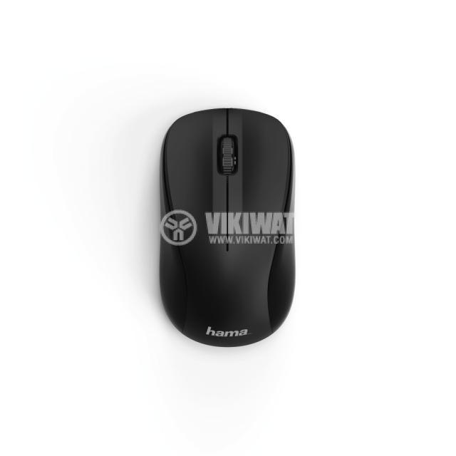 Безжична мишка с три бутона USB - 2