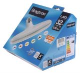 LED Lamp BB01-63220, E27, 32W, 2500LM, 3000K, warm white - 4