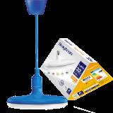 LED bulb UFO, 32W, E27, 2500lm, 3000K, warm white, BB01-63220, blue body