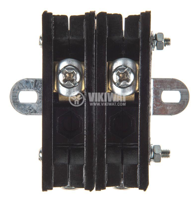 Rocker Switch, 2-position, OFF-ON, 16A/250VAC, hole size 30х35mm - 4