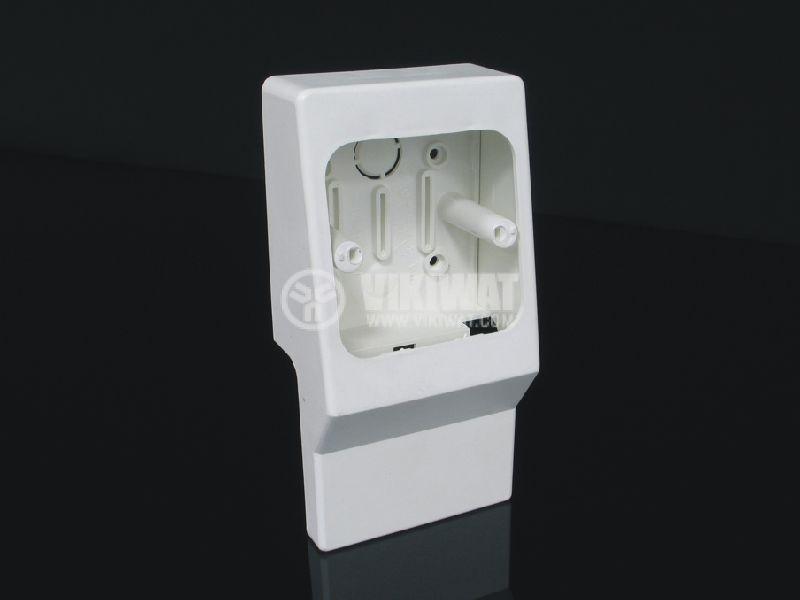 Разклонителна кутия PN80x25, външен помощен елемент за кабелни канали - 2