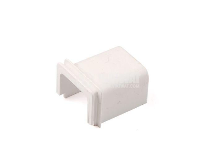 Пластмасов съединител (преход) 40x20 mm, вътрешен