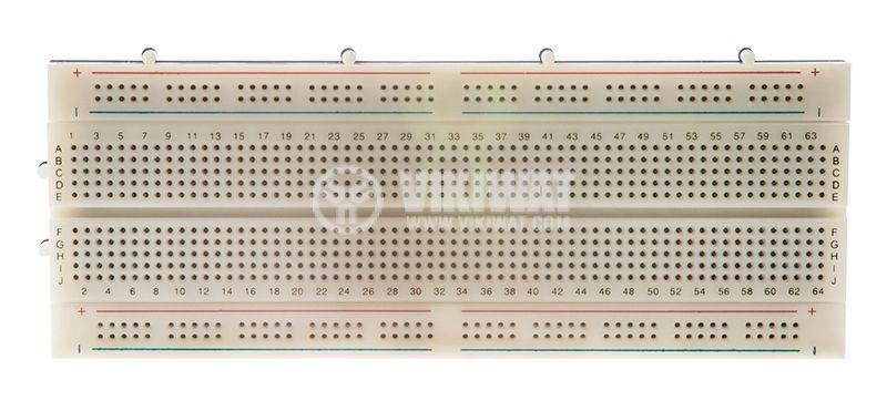 Prototype card, universal, 840 holes, 171x64mm