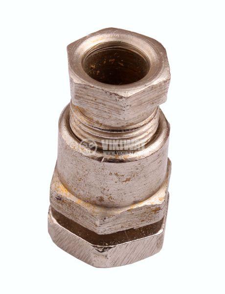Щуцер ф12 mm , метал