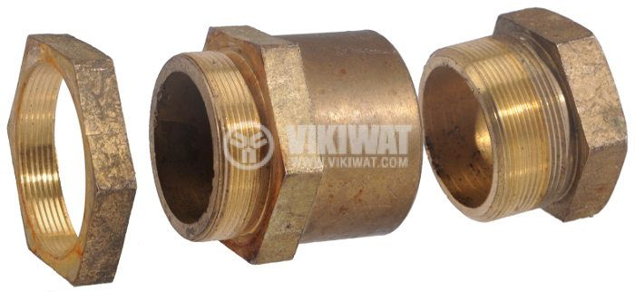 ф38mm Cable gland, brass - 2