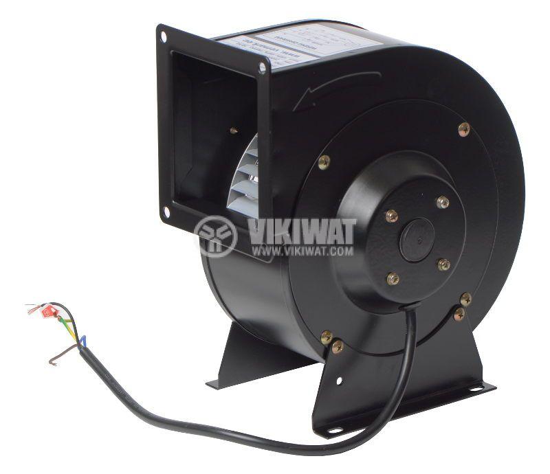 Вентилатор, промишлен, центробежен, V-150QD, 380VAC, 180W, 900m3/h - 2
