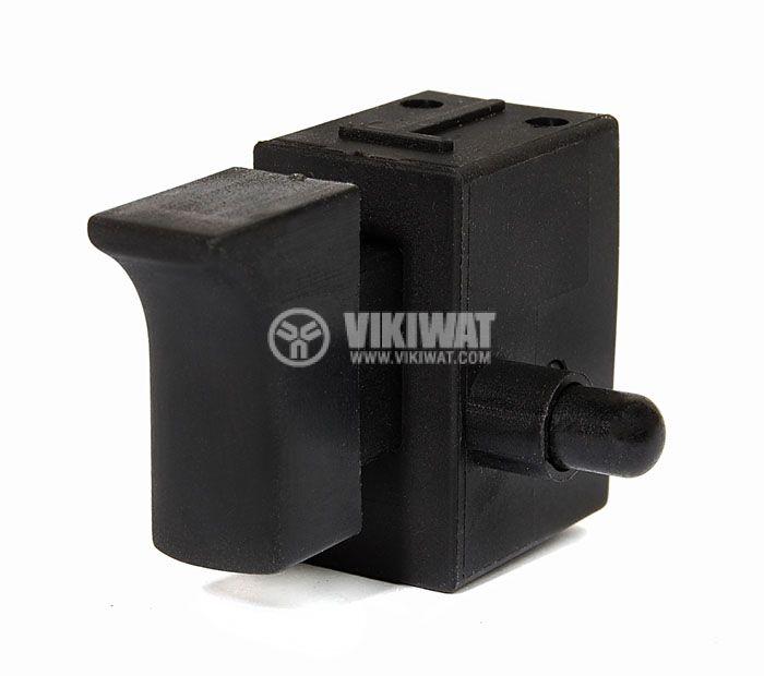 Електрически прекъсвач за електроинструменти FA9-6/2W-52 4 A/250 VAC 2NO - 1