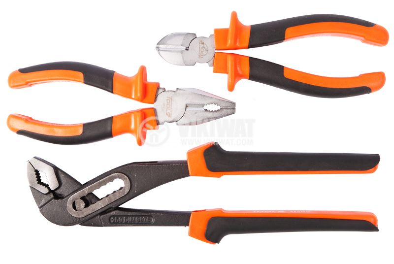 Pliers set 3pcs - 2
