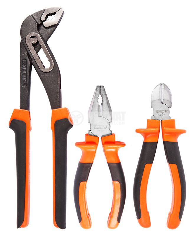 Pliers set 3pcs - 1