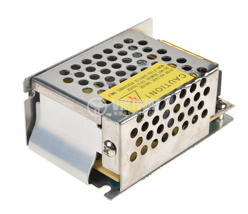 LED Power Supply 12VDC, 220VAC, 2A, 25W, IP20, non-waterproof,  BY02-00250 - 4