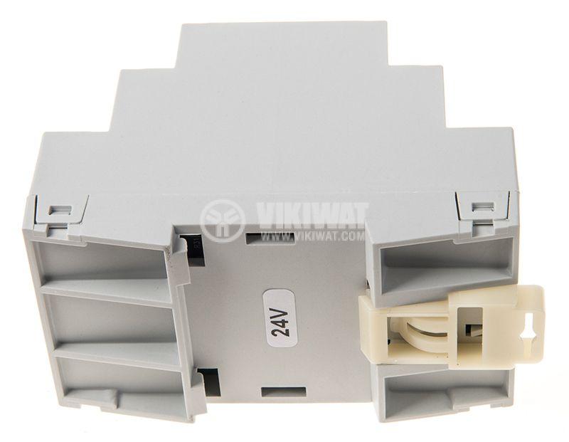Power supply for DIN rail, 24VDC, 60W, 2.5A, VS6024M3 - 4