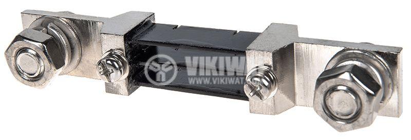 Постояннотоков шунт VL-2, 300 A, 75 mV    - 2